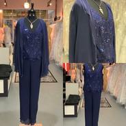 Cameron Blake Pant Suit size 18W $279