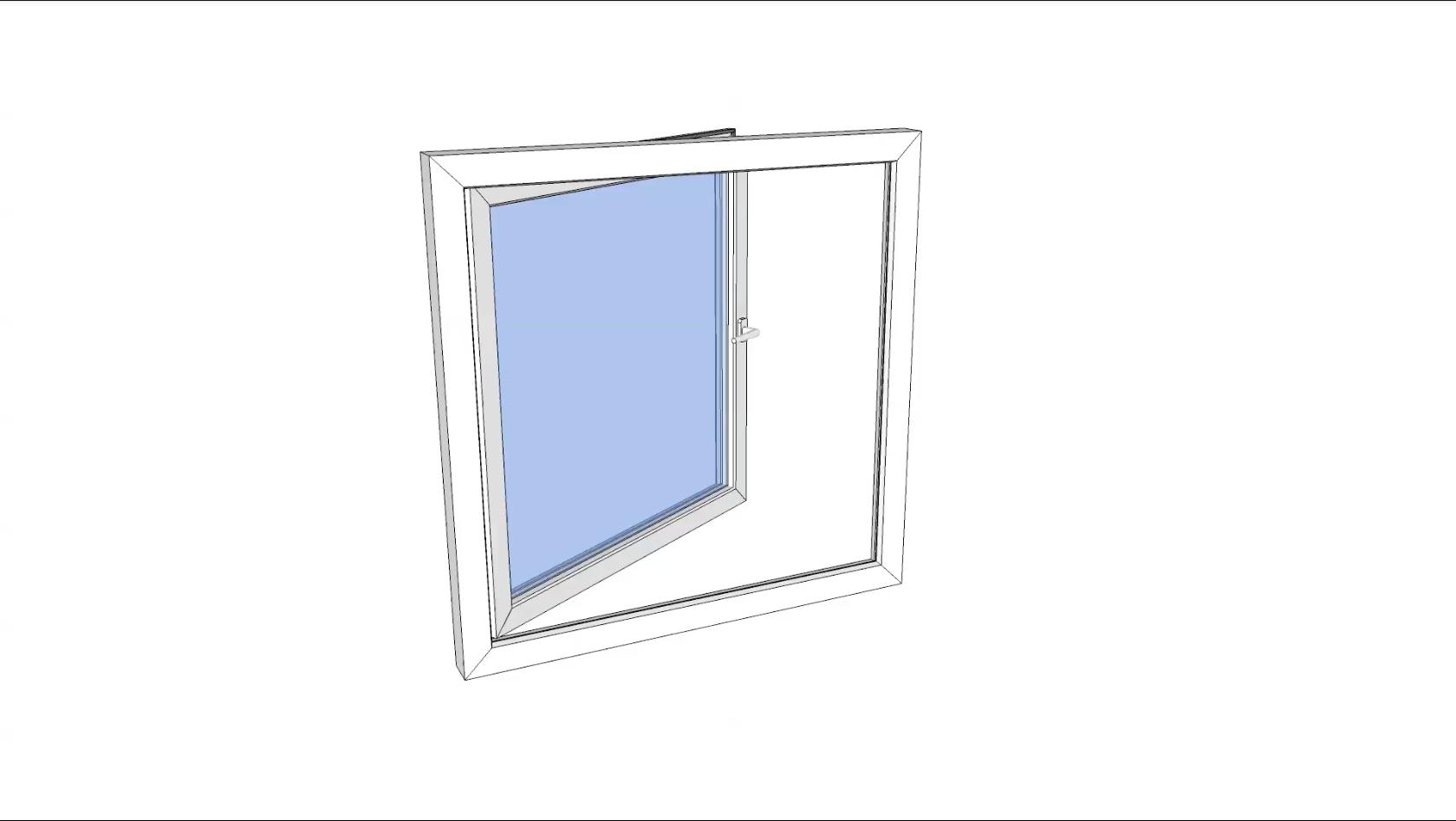 Befaring ang vinduer og dører