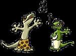 Gecko Voices