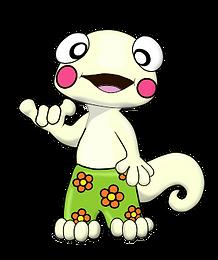 Our Favorite Gecko Little Yamori