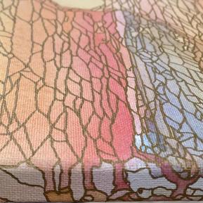 Detail of edge