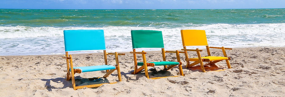 Anywhere Chair Wood Beach Chairs, Beach Umbrellas, Beach Furniture, Beach Cabanas, H T Chair Company