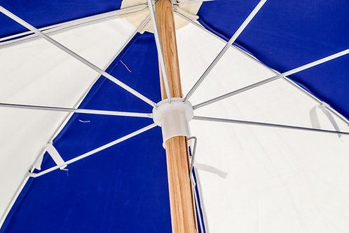 metal beach umbrella