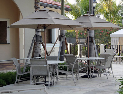 South Beach Heavy Duty Fiberlite Umbrella