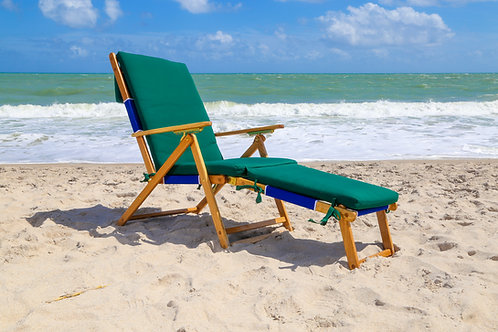 Beach Chair Cushion