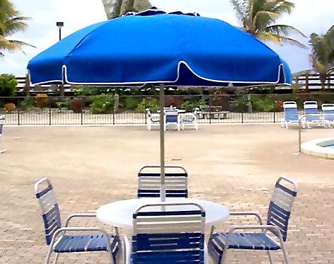 Bal Harbor Fiberlite Patio Umbrella