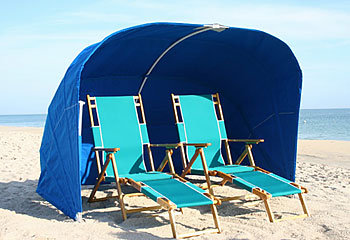 #500 Large Beach Cabana*