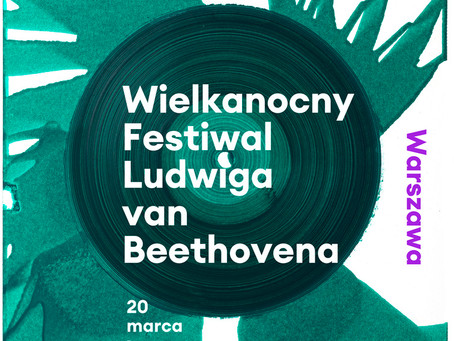 25th Ludwig van Beethoven Easter Festival STARTS TOMORROW 21 March 2021