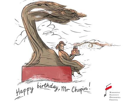 Happy Birthday Chopin!