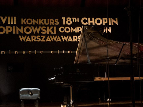 87 pianists qualified to the 18th Fryderyk Chopin International Piano Competition!