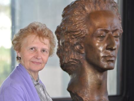 A special Honour for Wanda Horky