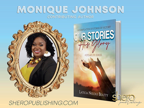 Our Stories, His Glory Book