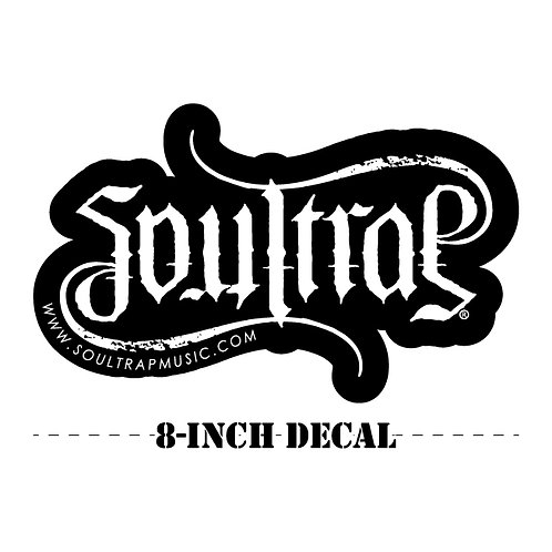 Soultrap Decal (8in)