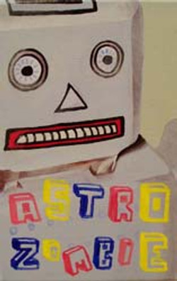 Astro Zombie