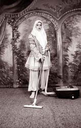 Qajar Women Series No. 9