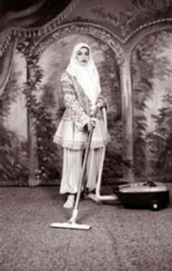 Qajar Women Series No. 9