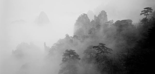 Huang Shan in the Mist