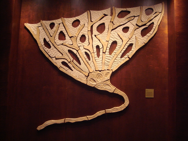 Lotus Ceramic Leaf
