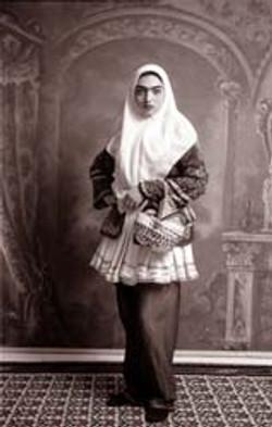 Qajar Women Series No. 5