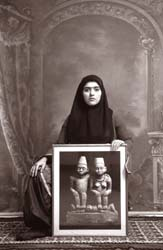Qajar Women Series No. 10