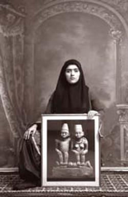 Qajar Women Series No. 10