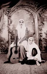 Qajar Women Series No. 6