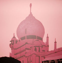 Cityscapes Series - Sultan Mosque