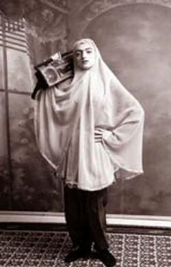 Qajar Women Series No. 3