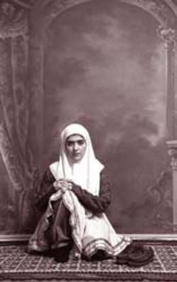 Qajar Women Series No. 8