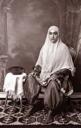 Qajar Women Series No. 11