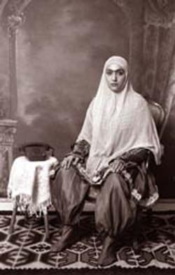 Qajar Women Series No. 11