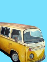 The Retro Wagon