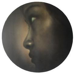 Fictional Portrait No. 3, Ed 4 of 10
