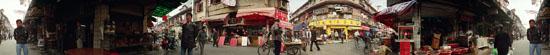 Street Market - Shanghai
