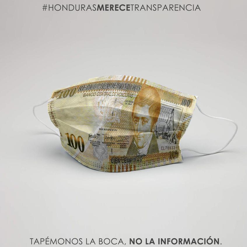 HondurasMerece100Mask