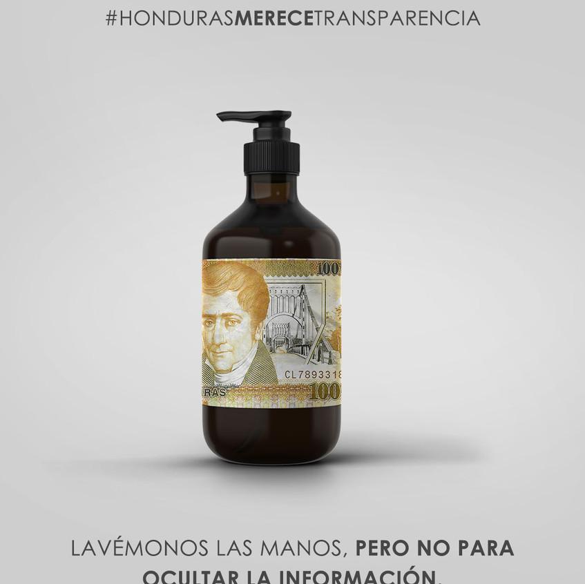 HondurasMerece100