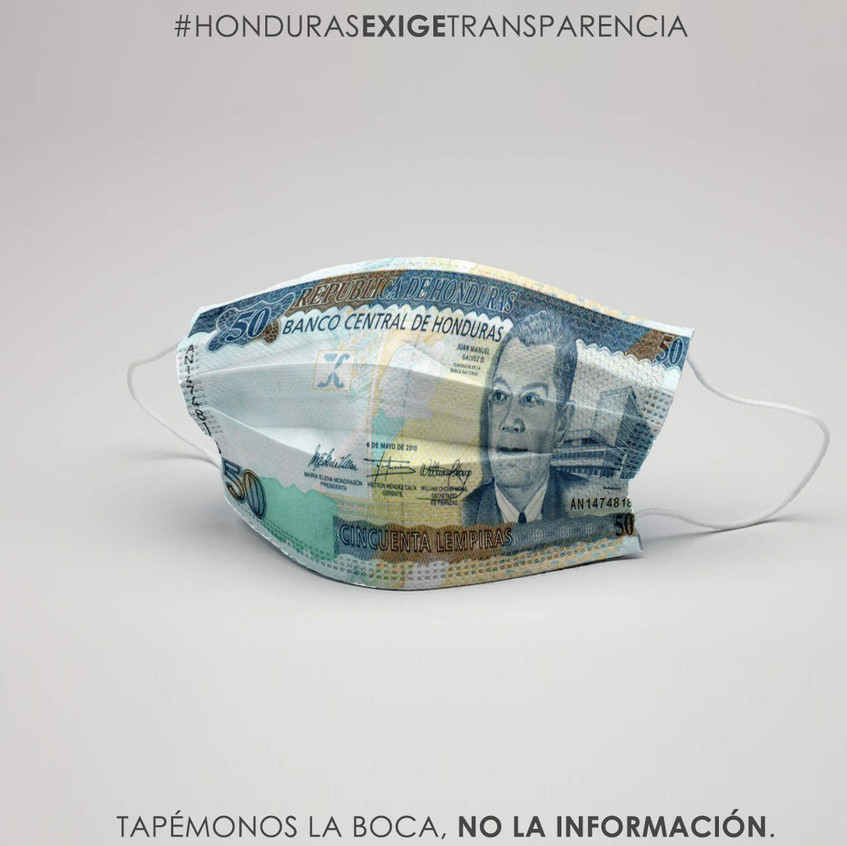 HondurasExige50Mask