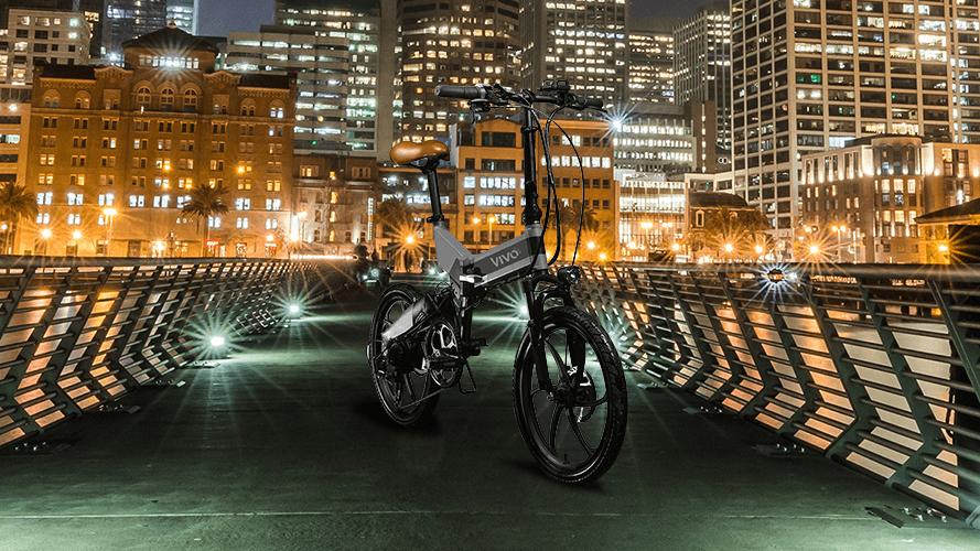 Fold Bike VF20H