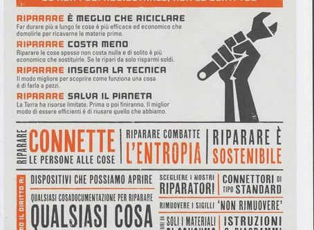 Manifesto del riparare