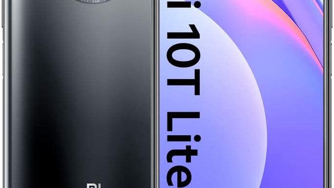 Xiaomi Mi 10T lite 6+128GB Cosmic Black