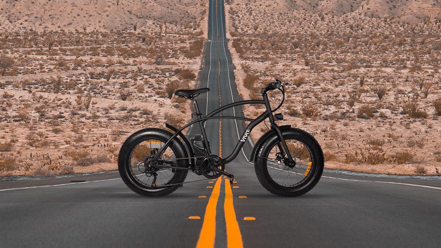 Fat Bike della VIVOBIKE VFA20