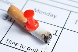 quit smoking today