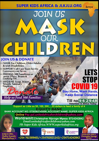 Mask Our Children-Covid19
