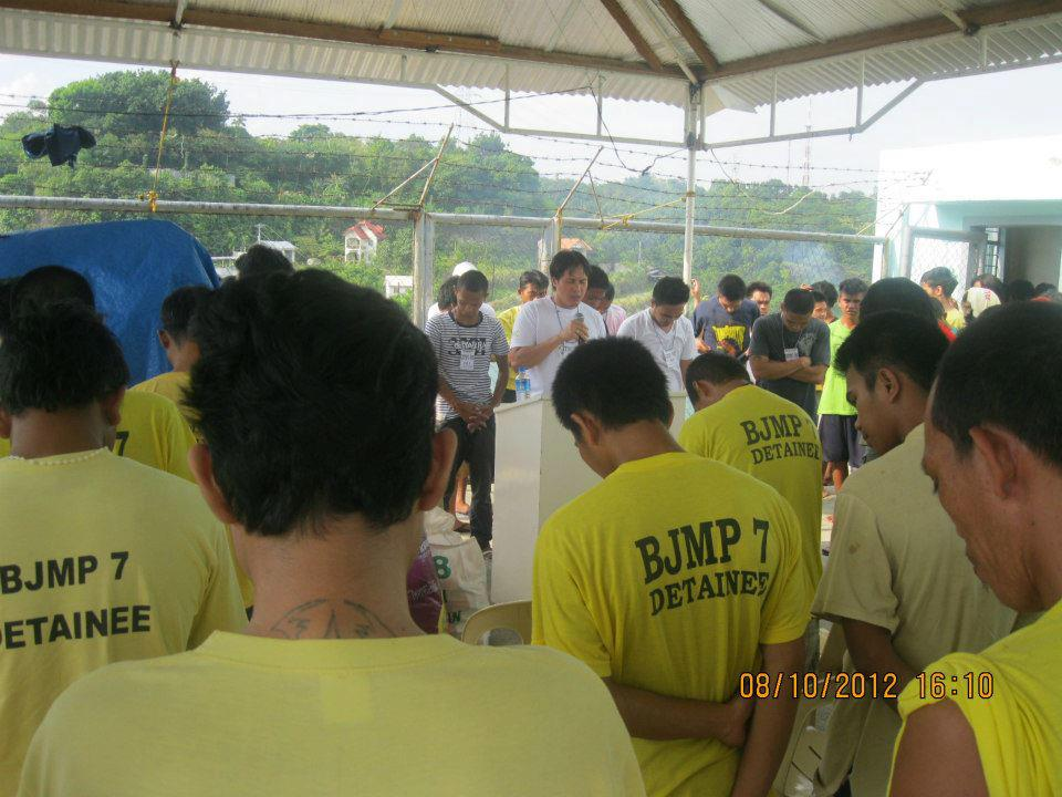 2012 Behind BarsSpecial Mission
