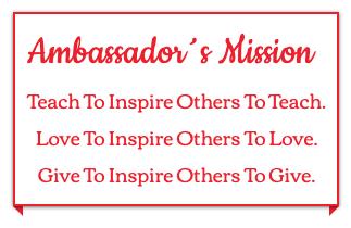 Loving Act Ambassador´s Mission