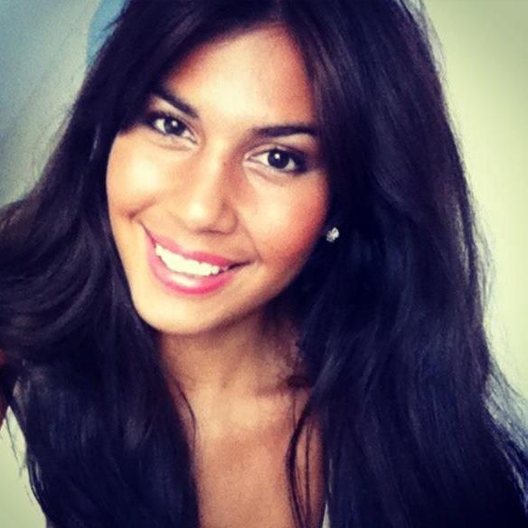 (SE) Miss Nazita Reyhanian Guevarra