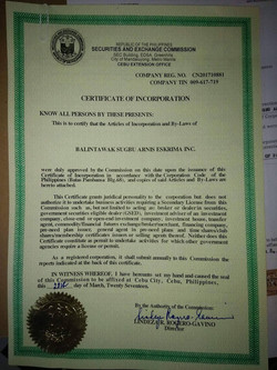 SEC Balintawak Sugbo Registration