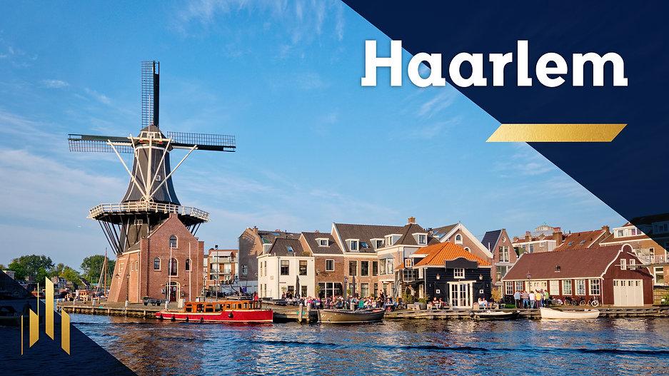 Haarlem - Sterk in Taxaties