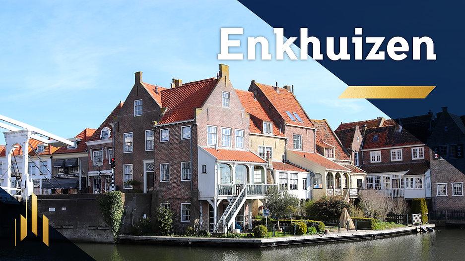 Enkhuizen - Sterk in Taxaties