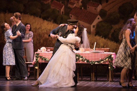 """Belcore in """"L'elisir d'amore"""""""